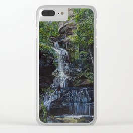 Empress Falls Clear iPhone Case