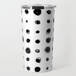 81 Attempts (black) Travel Mug