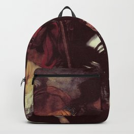 Anthony van Dyck - The three ages of man Backpack