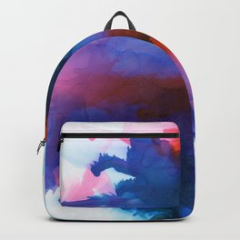 The Dancer - Abstract Art Backpack