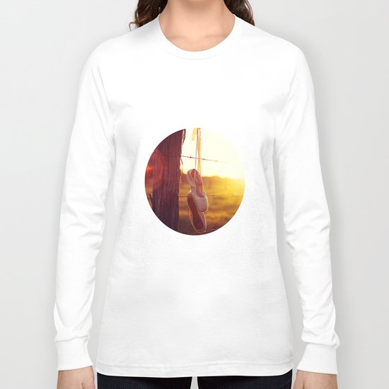 Country Ballet Long Sleeve T-shirt