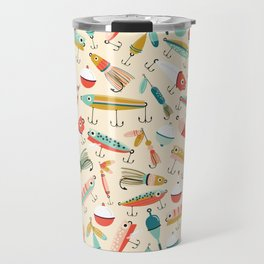 Fishing Lures Travel Mug