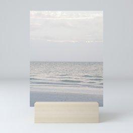Sunrise Calmness #1 #ocean #wall #decor #art #society6 Mini Art Print