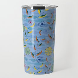 Ocean Currents Travel Mug