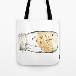 Captives: The Bee Jar Tote Bag