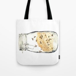 Captives: The Bee Jar Tote Bag