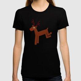 Reindeer-Green T-shirt