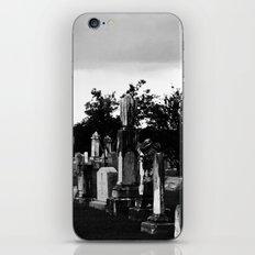 Cemetery iPhone & iPod Skin