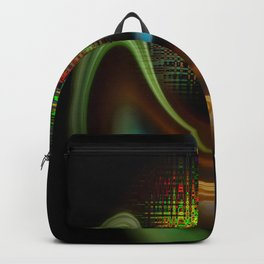 Abstract Perfektion 90 Backpack