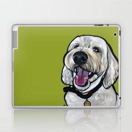 Kermit the labradoodle Laptop & iPad Skin