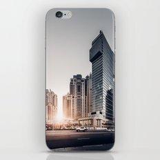 Dubai Sky iPhone & iPod Skin