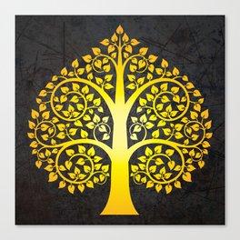 Bodhi Tree0103 Canvas Print