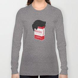 Smoker's Face Long Sleeve T-shirt