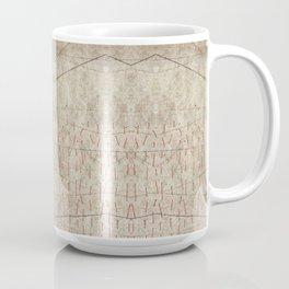 Stitch Landscape Coffee Mug