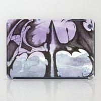 bats iPad Cases featuring bats by Will Baten
