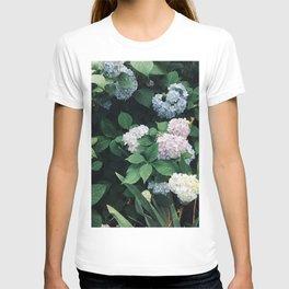Hydrangeas in the Yard T-shirt