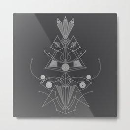 Aboro Metal Print