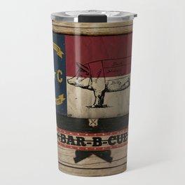 NC BBQ Travel Mug