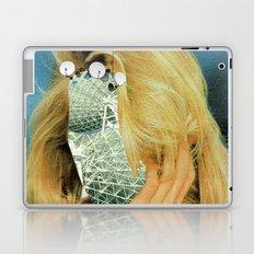 Crazy Woman · Susanne Satellite Laptop & iPad Skin
