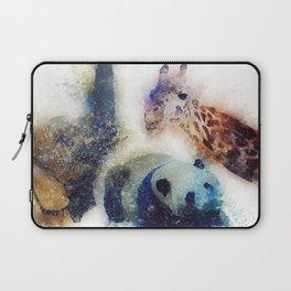 Animals Painting Laptop Sleeve
