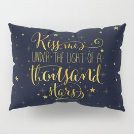 A Thousand Stars Pillow Sham