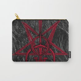 Sigil Lucifer, Satan and Clavicula Nox Carry-All Pouch
