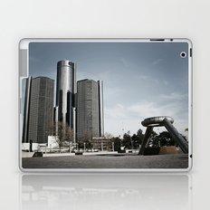 Detroit's Hart Plaza Laptop & iPad Skin