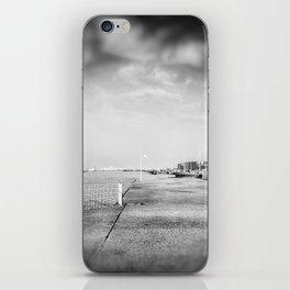 Dieppe Sea Front iPhone Skin