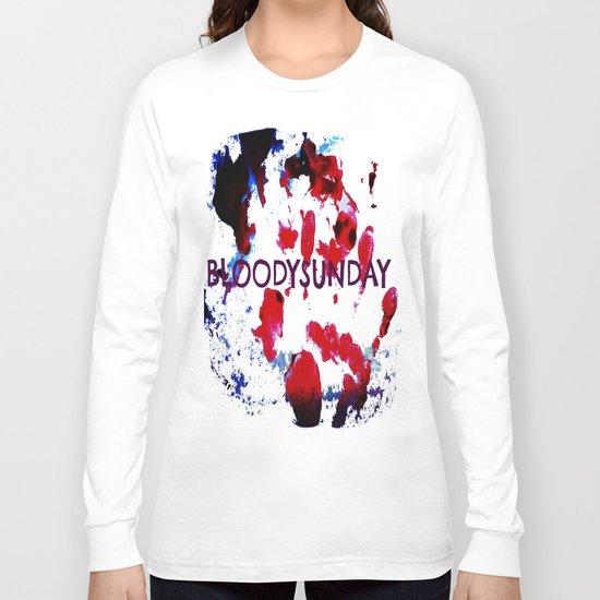 BLOODY Long Sleeve T-shirt