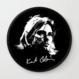Kurt-Rock-Grunge-Music Wall Clock
