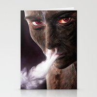demon Stationery Cards featuring demon by Photoplace