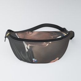 Upon My Knees (LT) Fanny Pack