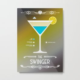 Swinger Metal Print