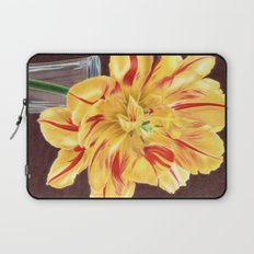 Tinge of Red Laptop Sleeve