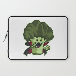 Count Broccula | Vegan Dracula Laptop Sleeve