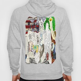 Collage 12 Hoody