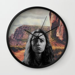 Saint Jacob Thomas Wall Clock