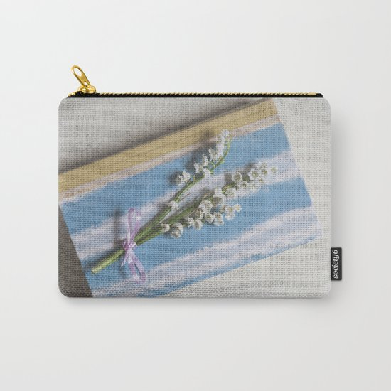 Romantic Book Carry-All Pouch