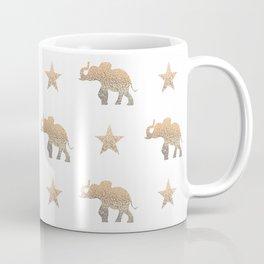 ELEPHANT & STARS Coffee Mug