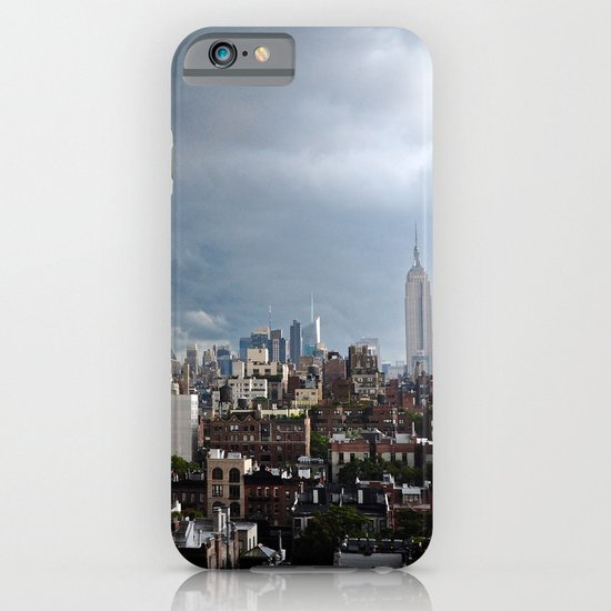 Taking The City By Storm iPhone & iPod Case