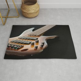 Music is Real Magic Rug