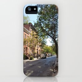 Greenwich Village, New York iPhone Case