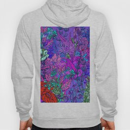 Electric Garden Hoody