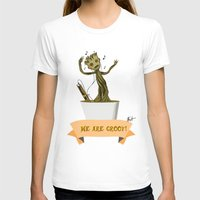 groot T-shirts featuring Baby Groot by The Renegade