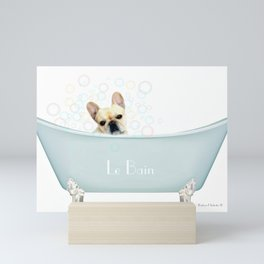 Le Bain Mini Art Print