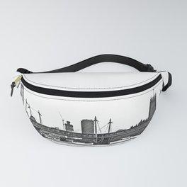 London skyline Fanny Pack