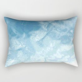 To imagine is to choose Rectangular Pillow