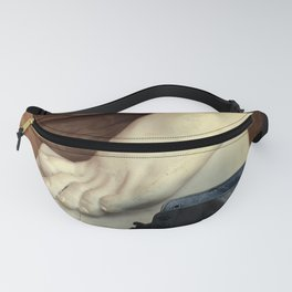 Crinkle Toes Fanny Pack
