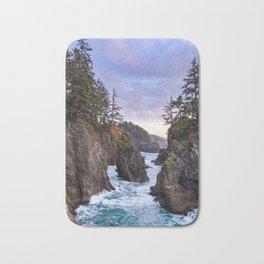 Natural Bridges Sunset Bath Mat