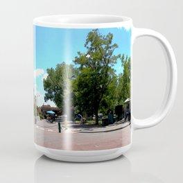 Santa Fe Old Town Square, No. 1 of 7 Coffee Mug